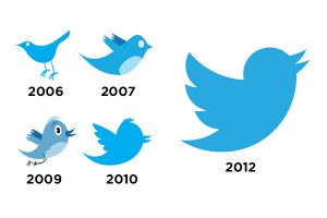 There is a hidden secret behind Twitter's unique and iconic bird logo.