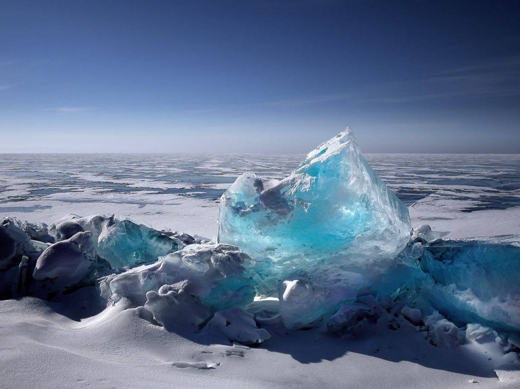 Effect of global warming on Greenland