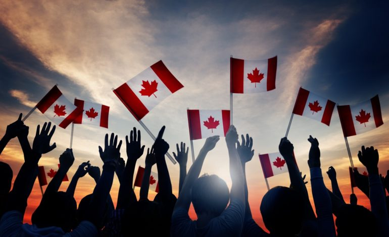 Why is there so much Canadian immigration in South East Asia?